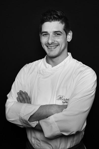 chefkok Luca Giardino
